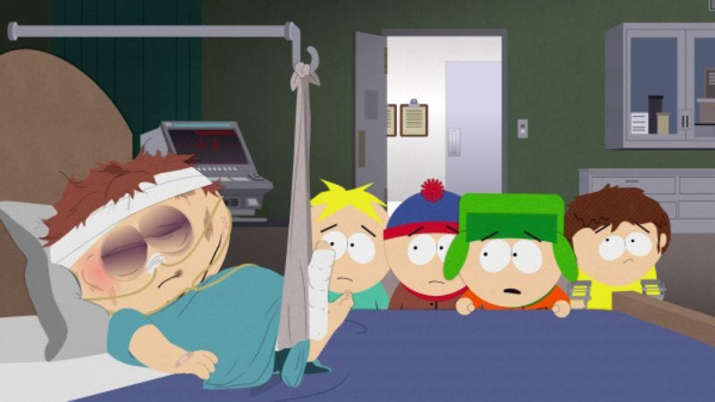 """Illustration for article titled South Park: """"Stunning And Brave"""""""