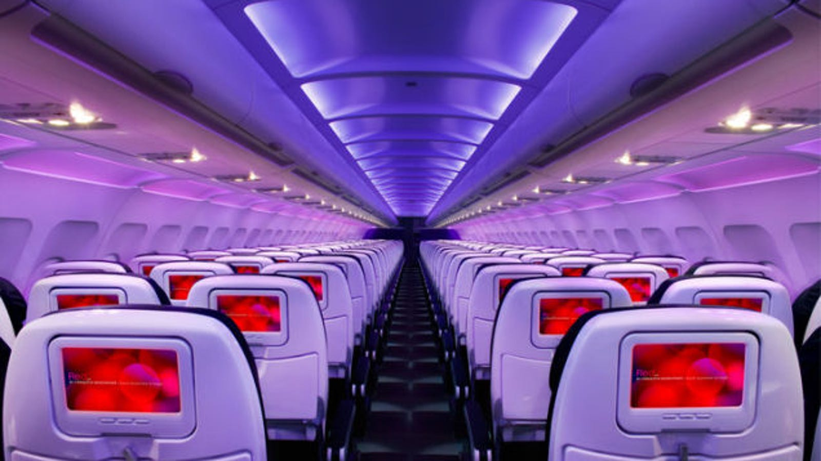 Sex 'n Spas: The Future (And Not So Future) of In-Flight Entertainment