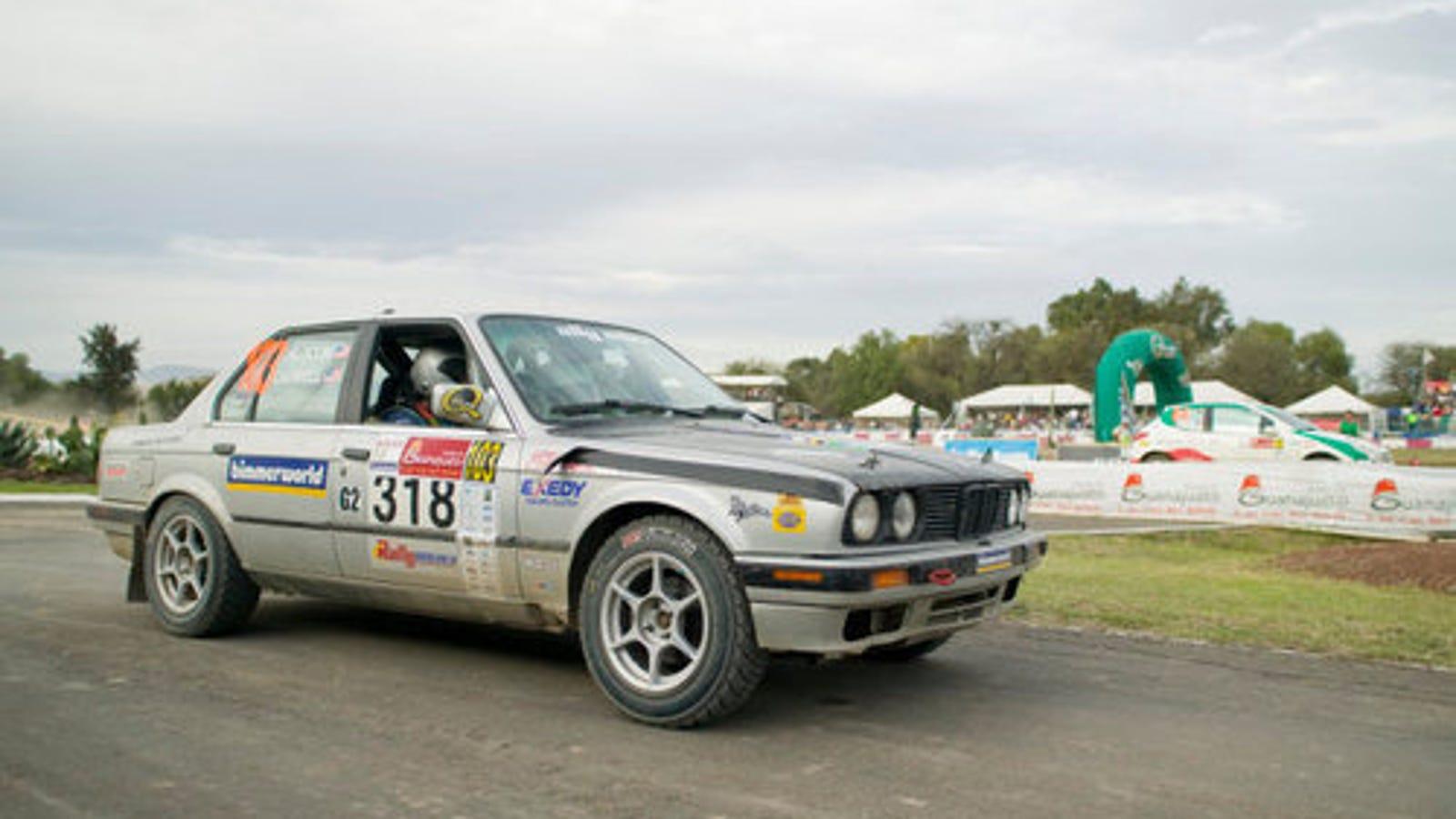 WRC Rally Mexico: The Craigslist Rally Car
