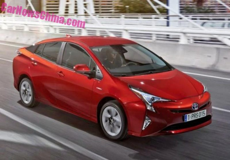 2016 Toyota Prius: This Is A Lot More Of It