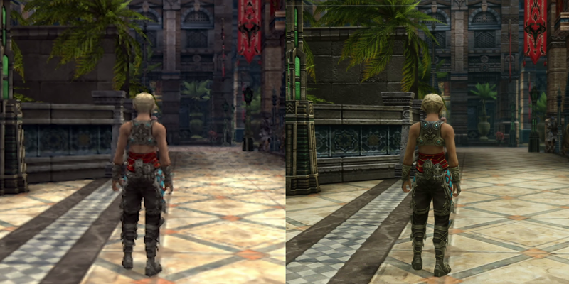 Final Fantasy XII: The Zodiac Age's Remastered Look Comes At