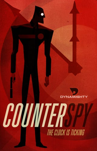 Illustration for article titled Trailer And Screenshots From Counterspy