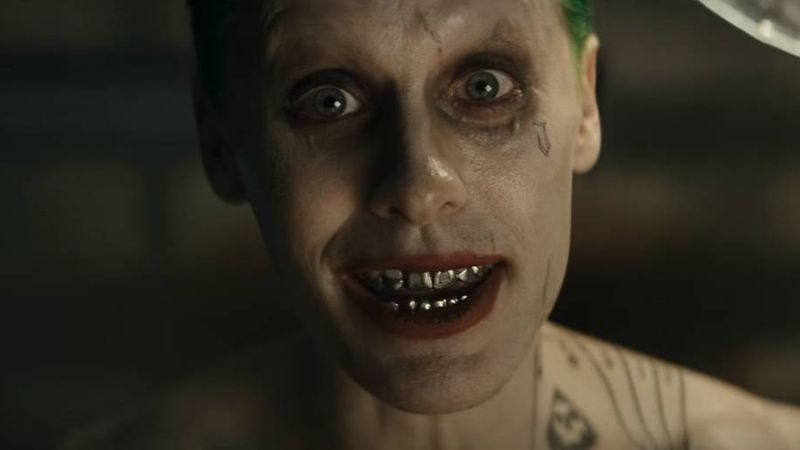 Image result for JARED LETO SENT USED CONDOMS TO HIS CAST MEMBERS AS ON SUICIDE SQUAD AS A PRANK