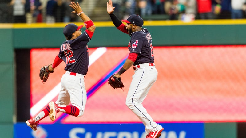 Cleveland Indians win 22nd straight game