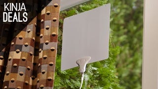 Your Favorite HDTV Antenna is Cheaper Than Ever