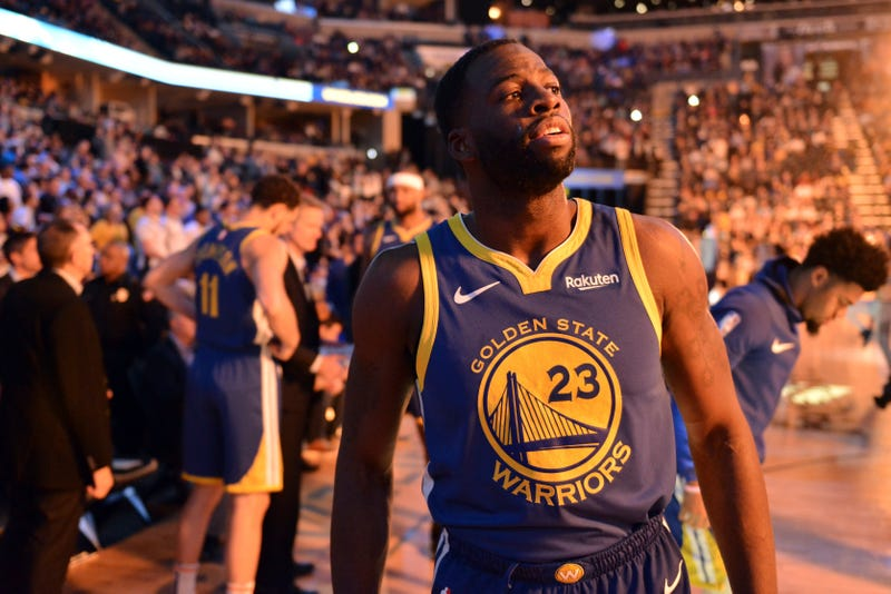 Illustration for article titled Draymond Green Got Fined $35,000 For His Cryptic Subtweets