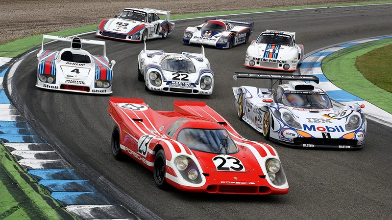 Here Are Some Classic Le Mans Porsche Wallpapers You Re Welcome