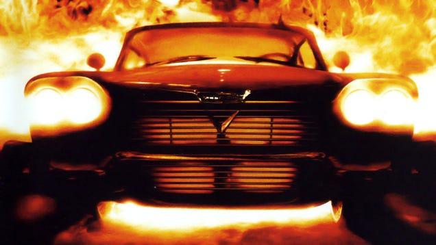 Bryan Fuller Is Remaking Stephen King Killer Car Classic Christine
