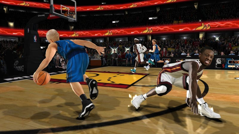 Illustration for article titled The Designer of the Next NBA Jam Hopes Two Million People are Curious