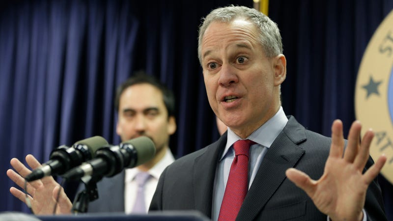 New York Attorney General Eric Schneiderman (Image: AP)