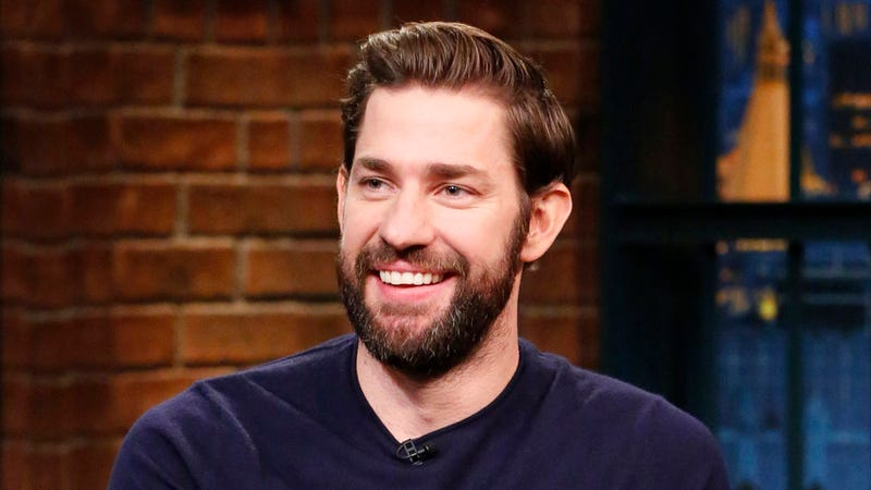 Illustration for article titled 'All The Paper Sales OnThe OfficeWere Real And I'd Be Homeless Without The Commissions I Got From Those': 5 Questions With John Krasinski