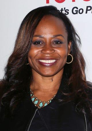 NBC executive Pearlena Igbokwe in 2014David Livingston/Getty Images