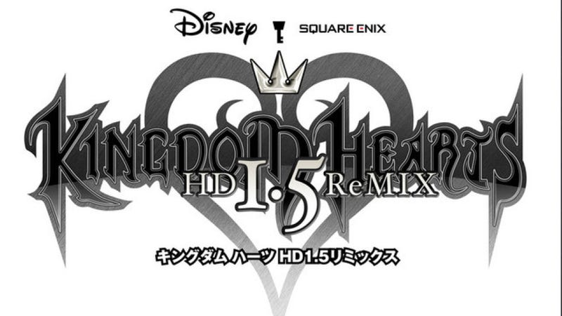 Illustration for article titled Kingdom Hearts Is Getting Remixed in HD for the PS3 [Update]