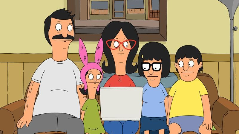 Illustration for article titled Bob's Burgers showrunner Loren Bouchard on the end of the show's third season
