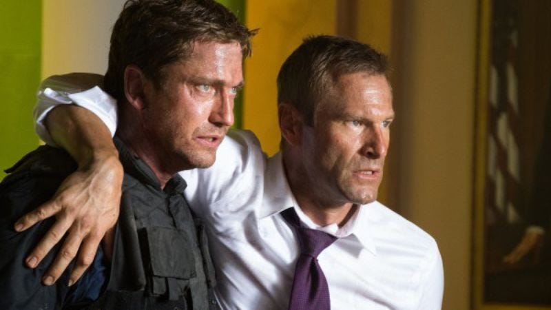 Illustration for article titled Olympus Has Fallen is getting a sequel called London Has Fallen