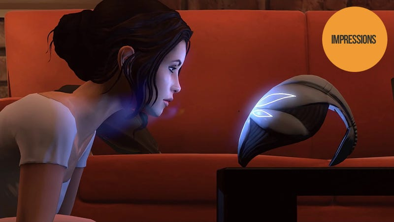 Illustration for article titled Dreamfall Chapters: Book TwoFeels Like a Second Beginning