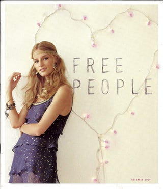 Illustration for article titled Free People Wishes You Hippie Holidays