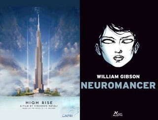 Illustration for article titled Natali Explains How He'll Adapt Two Classics: Neuromancer And High Rise