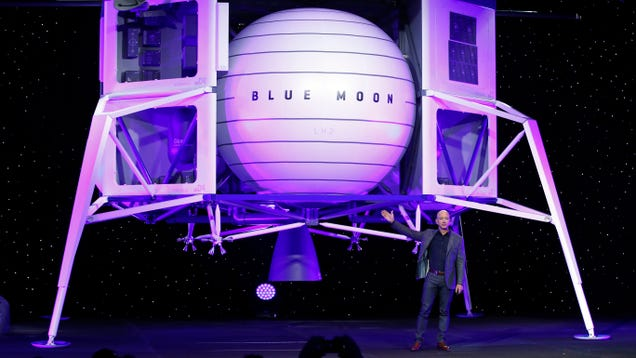 Jeff Bezos Tells Amazon to Treat Employees Better While He Prepares to Flee Planet Earth