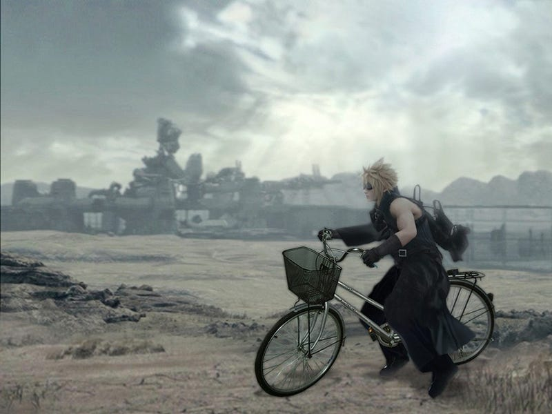 Illustration for article titled Final Fantasy Advent Children Complete Sells Over 100,000 On First Day