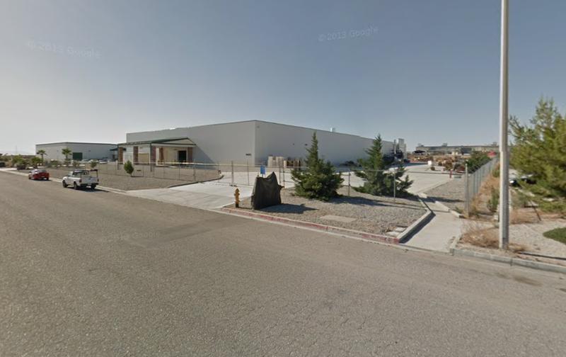 High Desert Detention Center (Image via Google/screengrab)