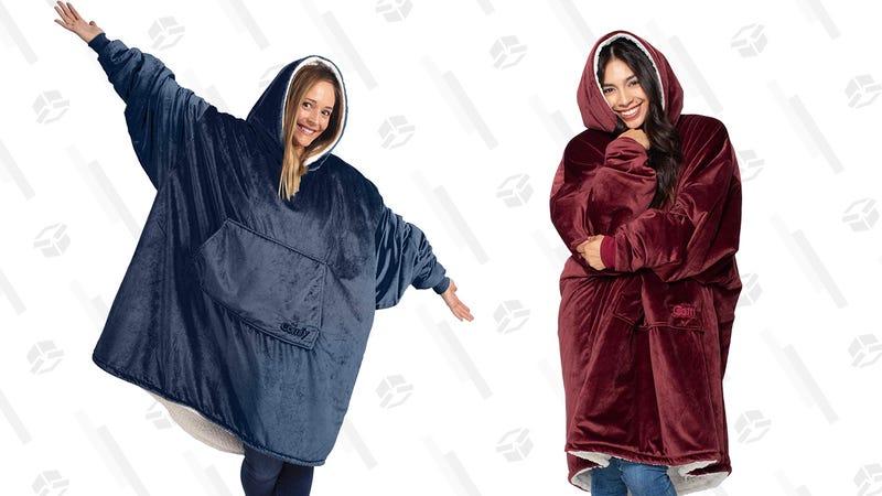 The Comfy Original Sweatshirt Blanket | $34 | Amazon