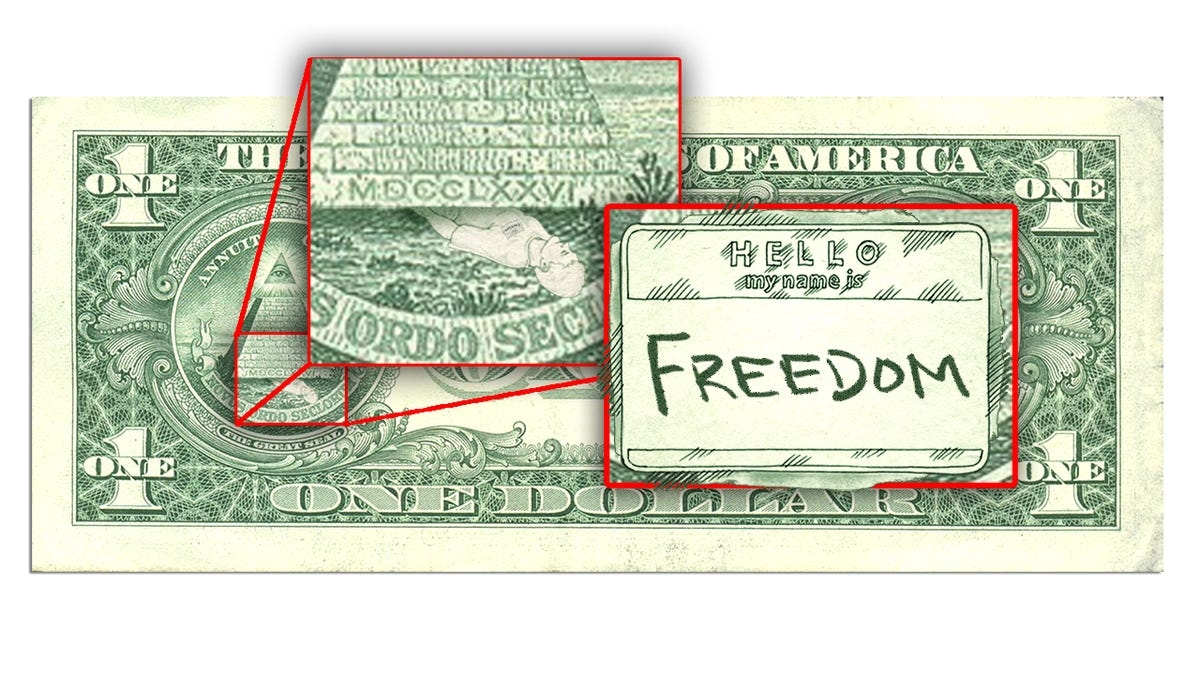 9 Mind-Blowing Things Hidden On The $1 Bill