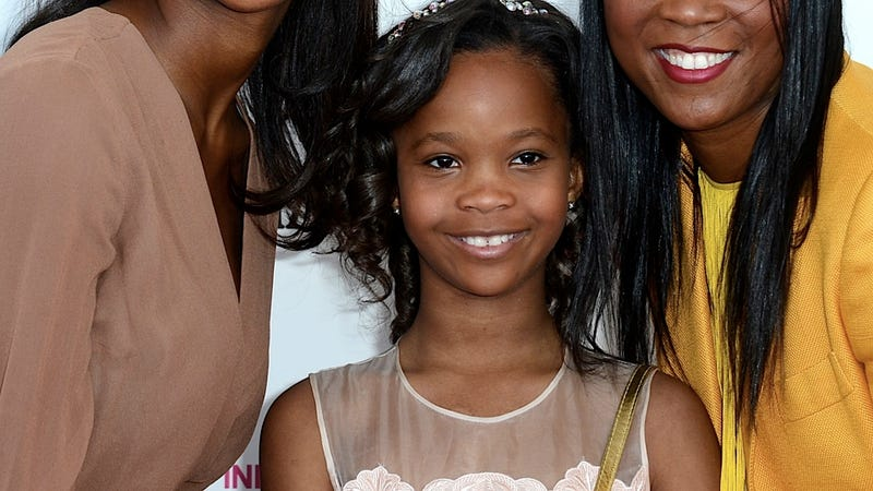 Illustration for article titled Quvenzhané Wallis Will Star as Annie in a New Annie Movie by Easy A Director