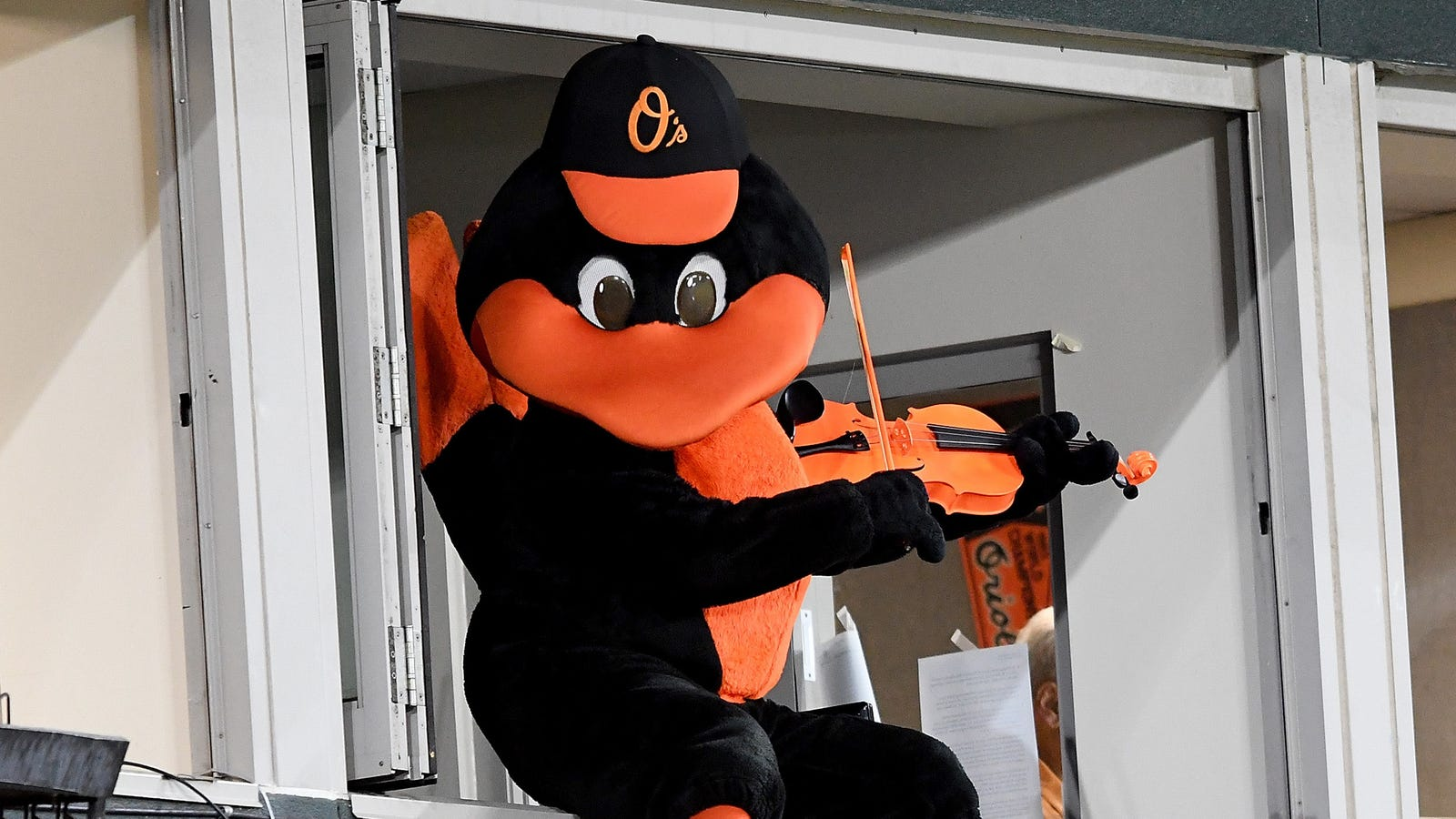 The Orioles Probably Didn't Even Notice They Were Eliminated From Playoff Contention