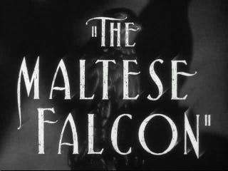 Illustration for article titled The Maltese Falcon (1941)