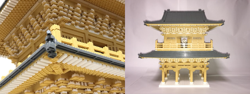 Illustration for article titled Forget LEGO, Here Are The Best Nanoblock Builds