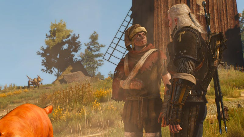 The Witcher 3 vs  Dragon Age: Inquisition: The Comparison We