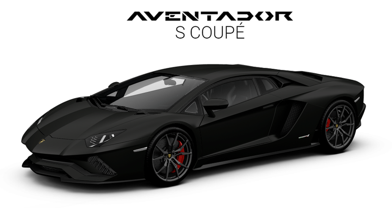 Illustration for article titled I have maybe configured the Grim Reaper's Aventador S