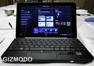 Illustration for article titled HP Mini 1000 is a Sleek, Svelte 10.2-inch Netbook With a Custom OS