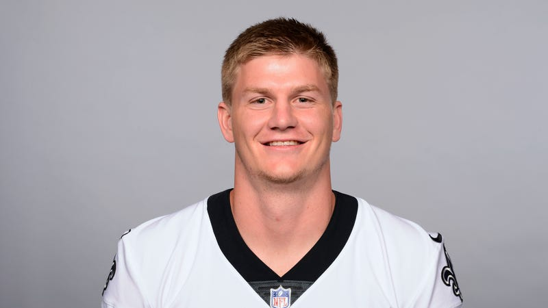 Illustration for article titled Saints Lineman Mitchell Loewen Helps Save Man Who Drove SUV Off Fourth Floor Of Parking Garage