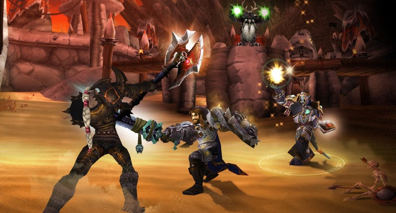 Illustration for article titled Blizzard's Plan To Take WoW's World PVP Back To Its Glory Days