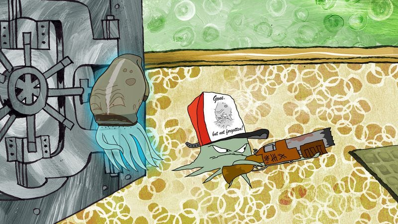 Illustration for article titled Lynyrd Skynyrd dunks the Squidbillies theme in a fresh coat of grease