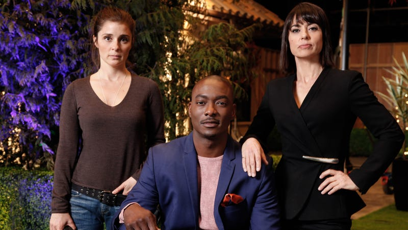 Illustration for article titled 'I Feel Like God': UnReal'sSeason 2 Premiere Pulls OffBeing Cleverly Offensive