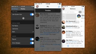 Illustration for article titled Tweetbot Adds New Gestures, Dynamic Type Sizes, and Better Lists