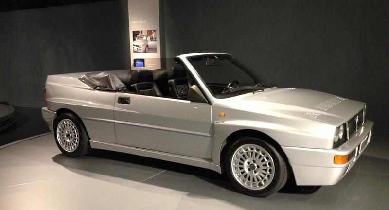 Illustration for article titled Lancia Delta