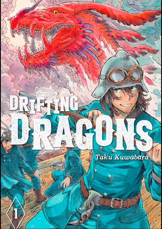 Illustration for article titled A Bite of My Backlog: Drifting Dragons Volume 1