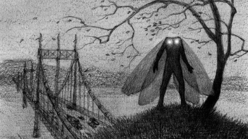 Illustration for article titled Mothman: An Exposé