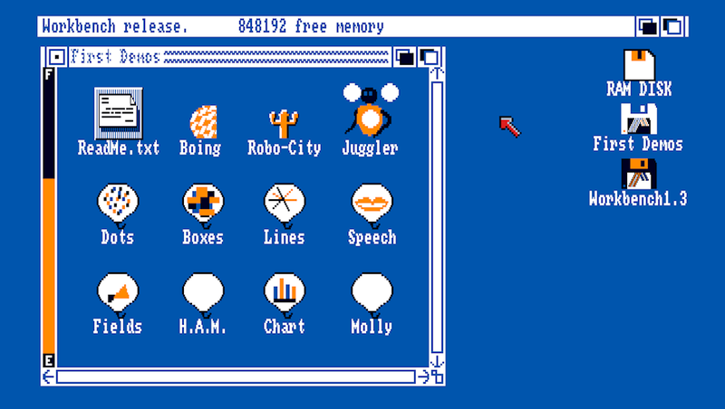 Illustration for article titled Relive the 80s With This Amiga Emulator for Chrome