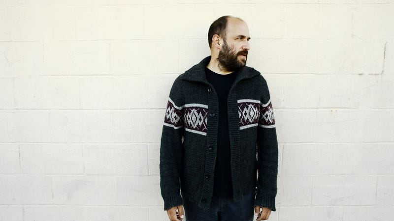 David Bazan (Photo: Ryan Russell)