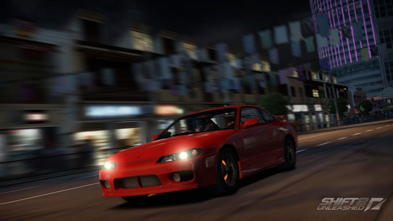 Illustration for article titled Shift 2 Unleashed Is Perfect Complement for Need for Speed: Hot Pursuit