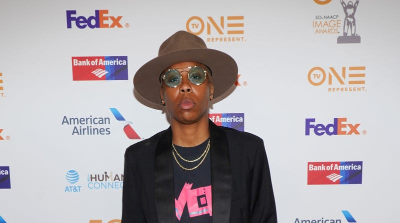 Lena Waithe attends the 50th NAACP Image Awards Non-Televised Dinner on March 29, 2019 in Beverly Hills, California.
