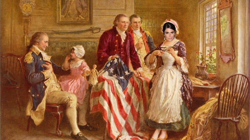 Illustration for article titled Nikki Reed joins Sleepy Hollow's colonial Justice League as Betsy Ross