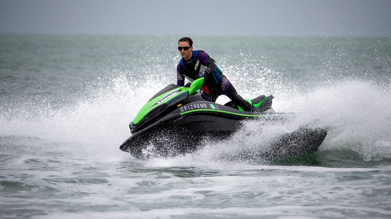 Illustration for article titled Kawasaki's 310-Horsepower Jet Ski Is Pure Madness