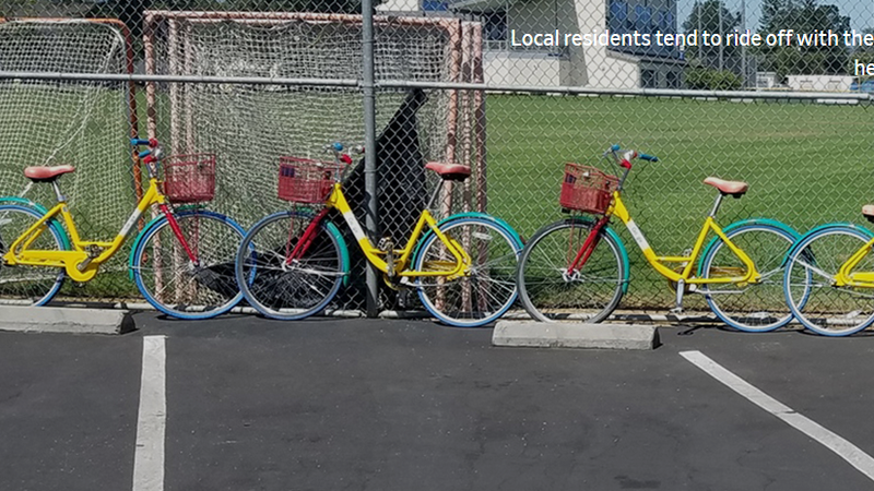 Illustration for article titled Google's Bicycles are Growing Legs