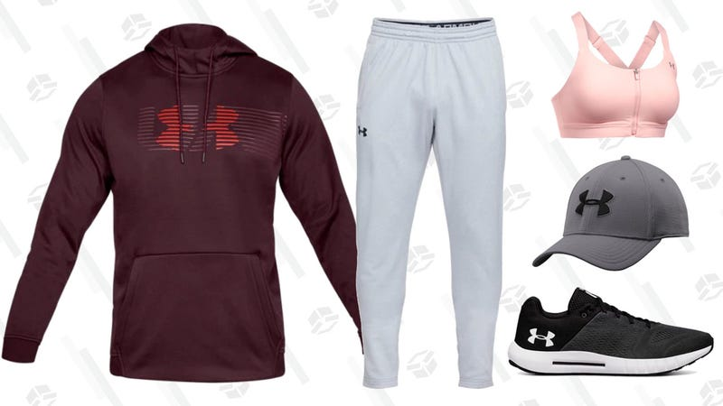 25% Off Outlet | Under Armour | Promo code GIVE25